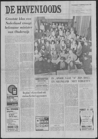 De Havenloods 1969-01-23