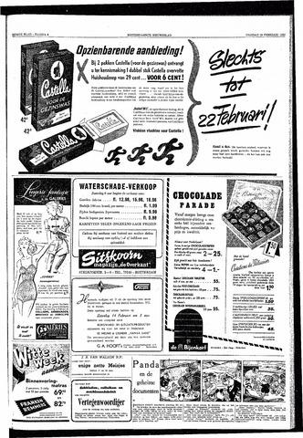 Rotterdamsch Nieuwsblad / Schiedamsche Courant / Rotterdams Dagblad / Waterweg / Algemeen Dagblad 1953-02-13