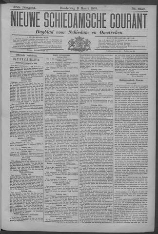 Nieuwe Schiedamsche Courant 1909-03-11
