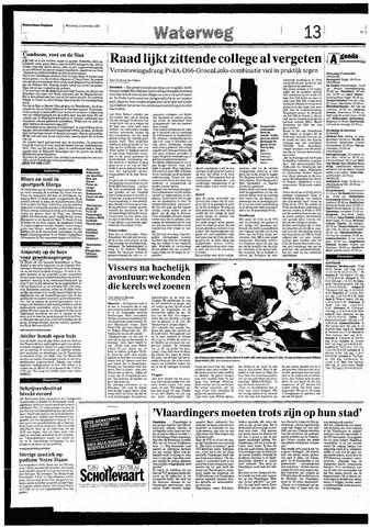 Rotterdamsch Nieuwsblad / Schiedamsche Courant / Rotterdams Dagblad / Waterweg / Algemeen Dagblad 1993-11-17