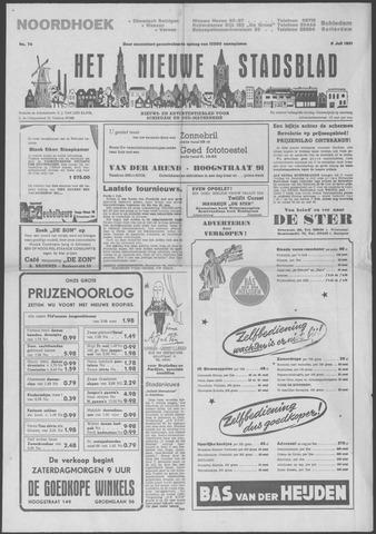 Het Nieuwe Stadsblad 1951-07-06