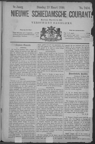 Nieuwe Schiedamsche Courant 1886-03-23