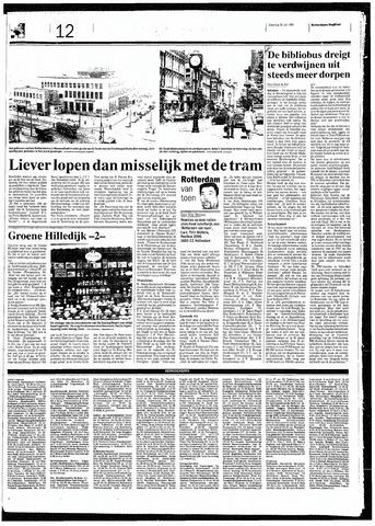Rotterdamsch Nieuwsblad / Schiedamsche Courant / Rotterdams Dagblad / Waterweg / Algemeen Dagblad 1993-07-31