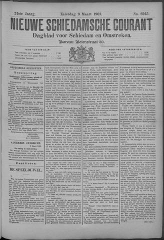 Nieuwe Schiedamsche Courant 1901-03-09