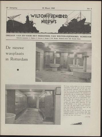 Wilton Fijenoord Nieuws 1949-03-01