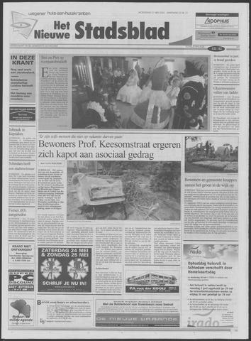 Het Nieuwe Stadsblad 2003-05-21