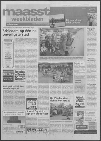 Maaspost / Maasstad / Maasstad Pers 2006-10-11