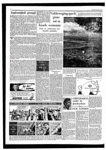 Rotterdamsch Parool / De Schiedammer 1957-05-02