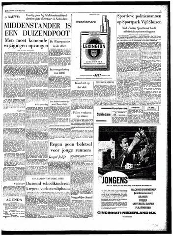 Rotterdamsch Parool / De Schiedammer 1963-06-26