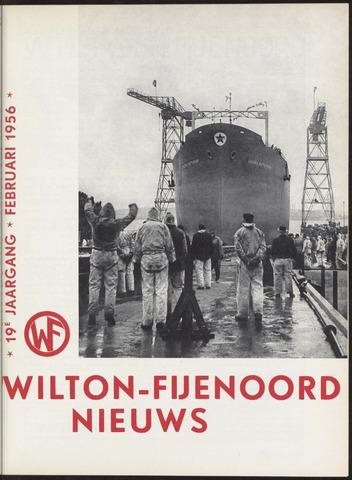 Wilton Fijenoord Nieuws 1956-02-01