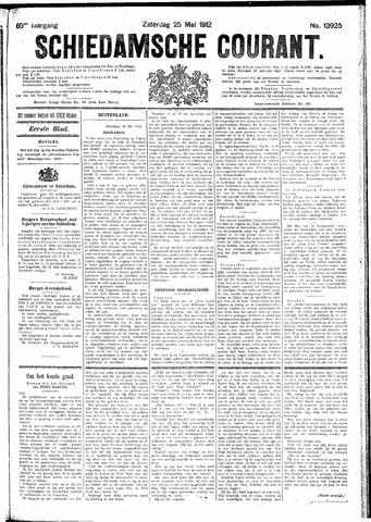 Schiedamsche Courant 1912-05-25