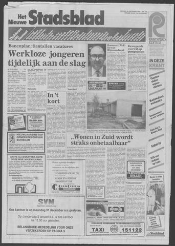 Het Nieuwe Stadsblad 1984-12-28