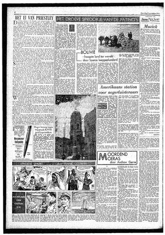 Rotterdamsch Parool / De Schiedammer 1957-11-09