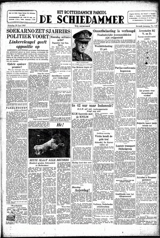 Rotterdamsch Parool / De Schiedammer 1947-06-28