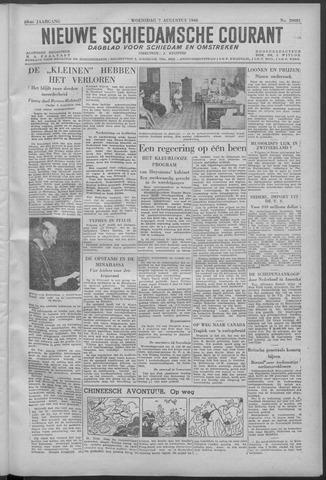 Nieuwe Schiedamsche Courant 1946-08-07