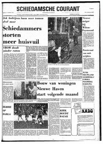 Rotterdamsch Nieuwsblad / Schiedamsche Courant / Rotterdams Dagblad / Waterweg / Algemeen Dagblad 1974-11-11