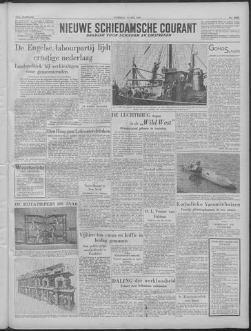 Nieuwe Schiedamsche Courant 1949-05-14