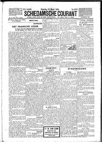 Schiedamsche Courant 1935-03-16