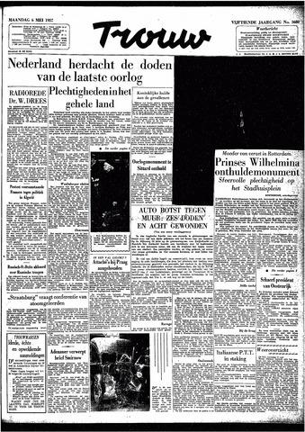 Trouw / De Rotterdammer 1957-05-06