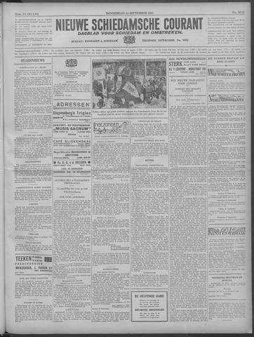 Nieuwe Schiedamsche Courant 1933-09-14