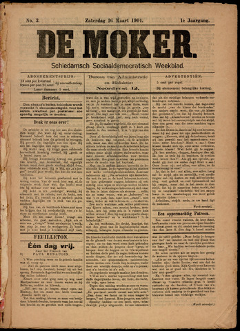 De Moker 1901-03-16