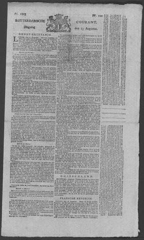 Rotterdamse Courant 1803-08-23