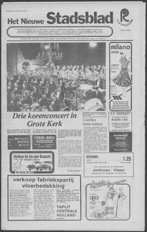 Het Nieuwe Stadsblad 1977-10-19