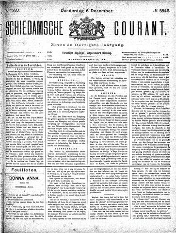 Schiedamsche Courant 1883-12-06