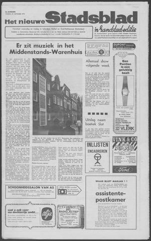 Het Nieuwe Stadsblad 1970-09-25