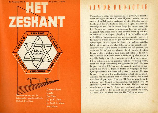 Het Zeskant 1949-08-01