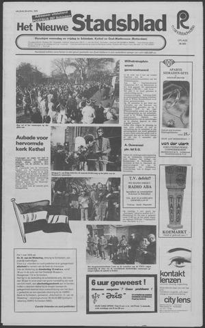 Het Nieuwe Stadsblad 1976-04-30
