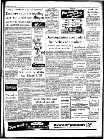 Rotterdamsch Parool / De Schiedammer 1962-10-15