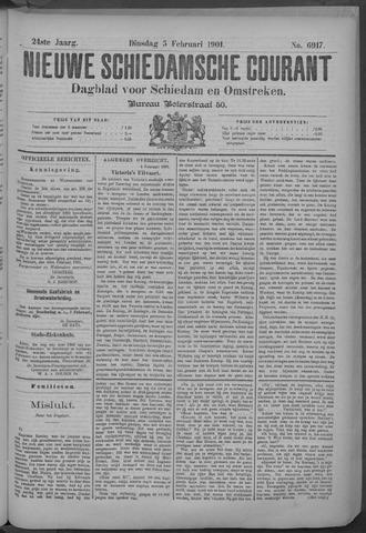 Nieuwe Schiedamsche Courant 1901-02-05