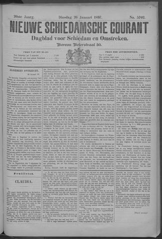 Nieuwe Schiedamsche Courant 1897-01-26