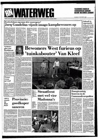 Rotterdamsch Nieuwsblad / Schiedamsche Courant / Rotterdams Dagblad / Waterweg / Algemeen Dagblad 1987-08-10