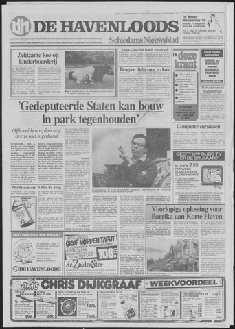 De Havenloods 1988-08-18