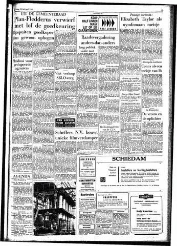 Rotterdamsch Parool / De Schiedammer 1961-02-25