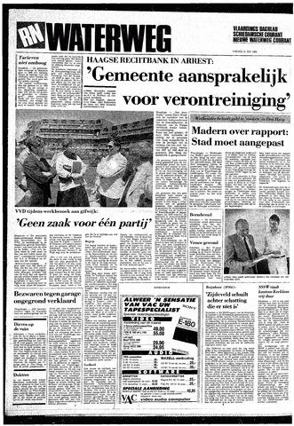 Rotterdamsch Nieuwsblad / Schiedamsche Courant / Rotterdams Dagblad / Waterweg / Algemeen Dagblad 1985-05-31