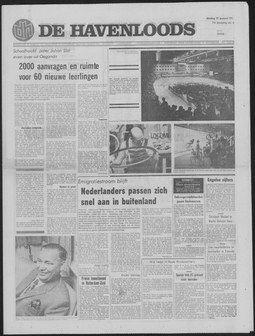 De Havenloods 1973-01-23