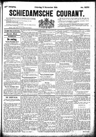 Schiedamsche Courant 1916-11-11