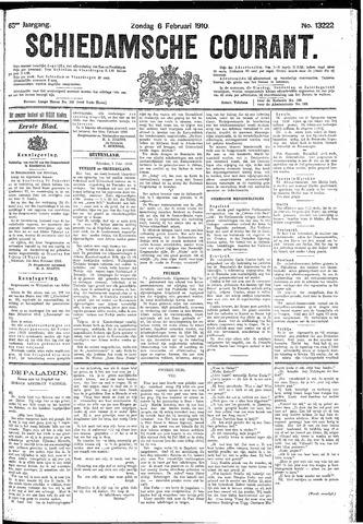 Schiedamsche Courant 1910-02-06
