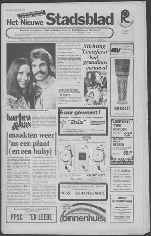 Het Nieuwe Stadsblad 1976-02-27
