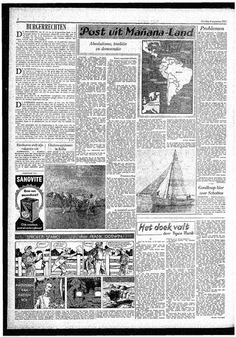 Rotterdamsch Parool / De Schiedammer 1957-08-06