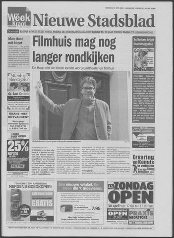 Het Nieuwe Stadsblad 2006-04-26