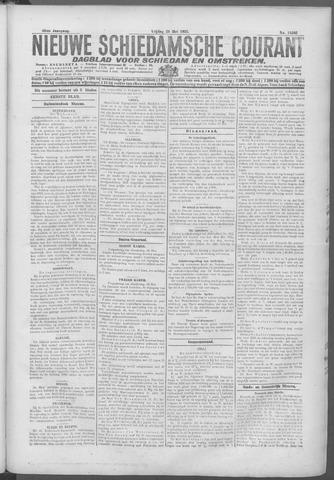 Nieuwe Schiedamsche Courant 1925-05-29
