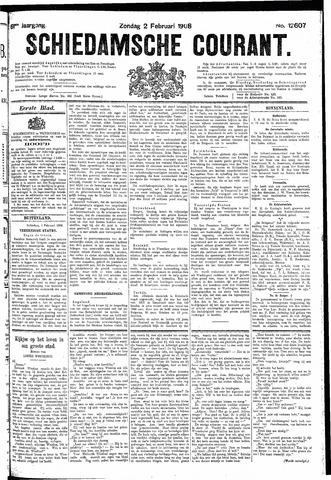Schiedamsche Courant 1908-02-02