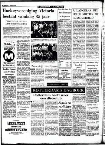 Rotterdamsch Parool / De Schiedammer 1966-11-17