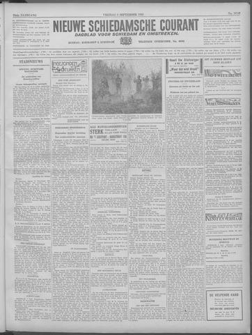 Nieuwe Schiedamsche Courant 1933-09-08