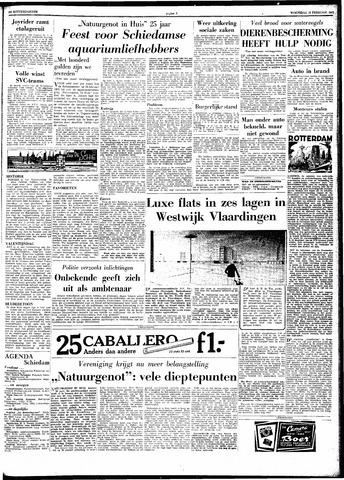 Trouw / De Rotterdammer 1963-02-13