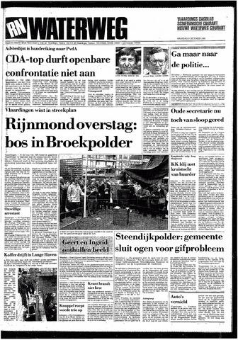 Rotterdamsch Nieuwsblad / Schiedamsche Courant / Rotterdams Dagblad / Waterweg / Algemeen Dagblad 1985-12-09